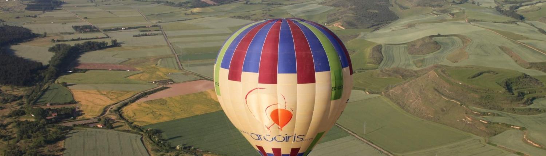 Globo aerostatico Urruti Sport donostia san sebastian navarra vuelos en parapente