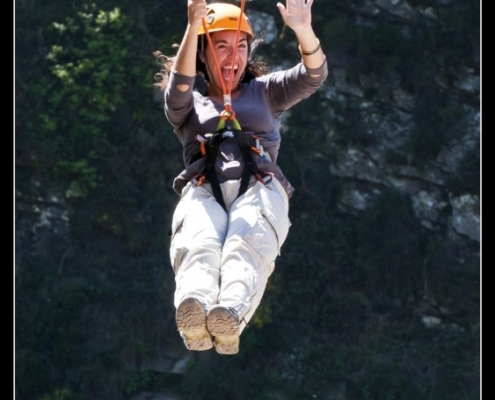 Tirolinas Urruti Sport baztan abentura park navarra 3