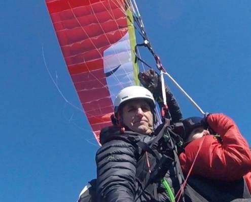 Urruti Sport Vuelo Curso Basico Donostia San Sebastian Gipuzkoa Orio Tolosa Regil Parapente Basque Country Activities 00010