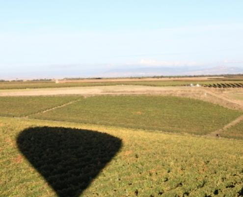 Urruti Sport Vuelo en globo aerostatico viñedos riojanos haro 10