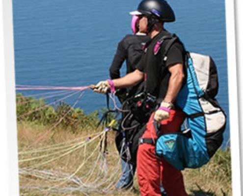 vuelo en parapente curso basico urruti sport donostia san sebastian gipuzkoa 1
