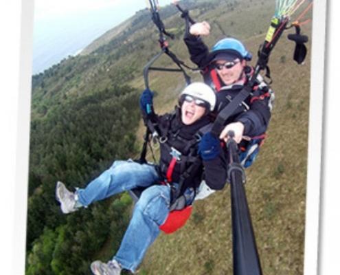 vuelo en parapente curso basico urruti sport donostia san sebastian gipuzkoa 2
